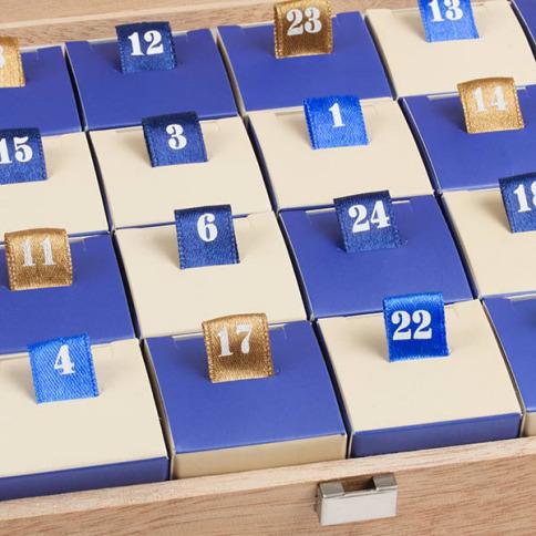 Kalendarz adwentowy Premium